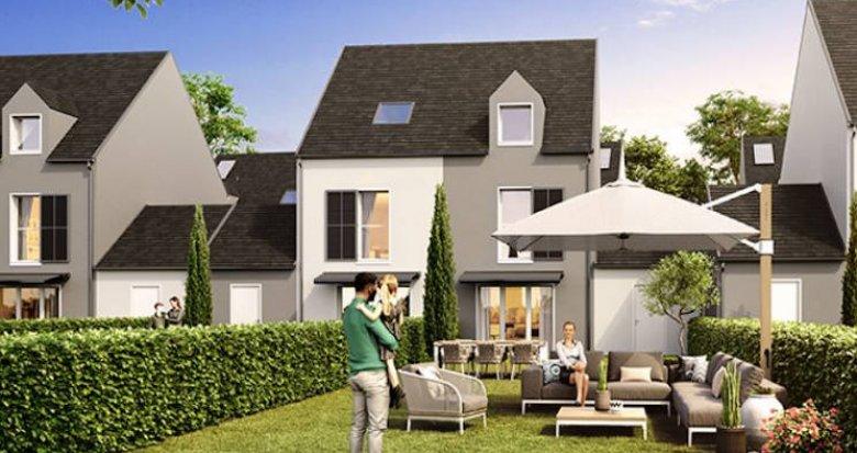 Achat / Vente programme immobilier neuf Etampes à 2 kilomètres du RER B (91150) - Réf. 3704