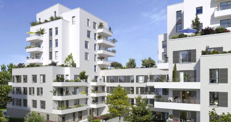Achat / Vente programme immobilier neuf Fontenay-aux-Roses au coeur du quartier des Paradis (92260) - Réf. 6196