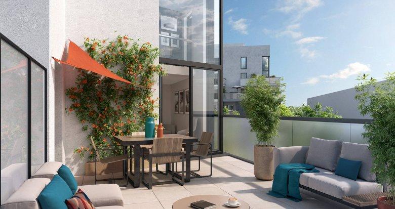 Achat / Vente programme immobilier neuf Fontenay-sous-Bois proche RER A et E (94120) - Réf. 6187