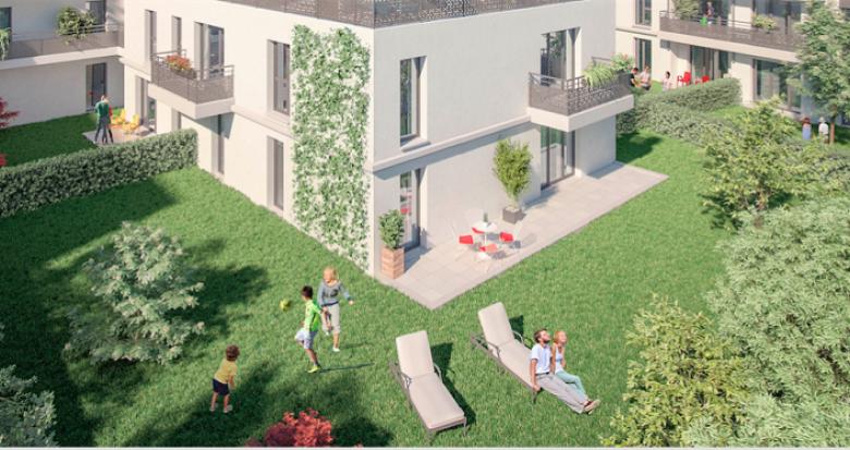 Achat / Vente programme immobilier neuf Franconville proche centre-ville et commerces (95130) - Réf. 2418