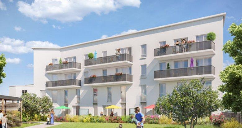 Achat / Vente programme immobilier neuf Goussainville proche Centre-ville (95190) - Réf. 1654
