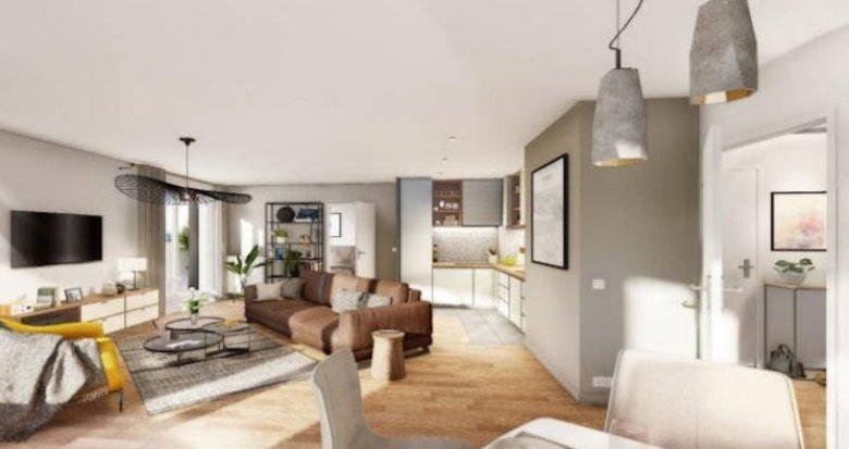 Achat / Vente programme immobilier neuf Guyancourt au coeur des commodités (78280) - Réf. 4740