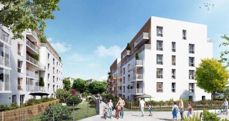 Achat / Vente programme immobilier neuf Guyancourt quartier du Pont du Routoir (78280) - Réf. 5205