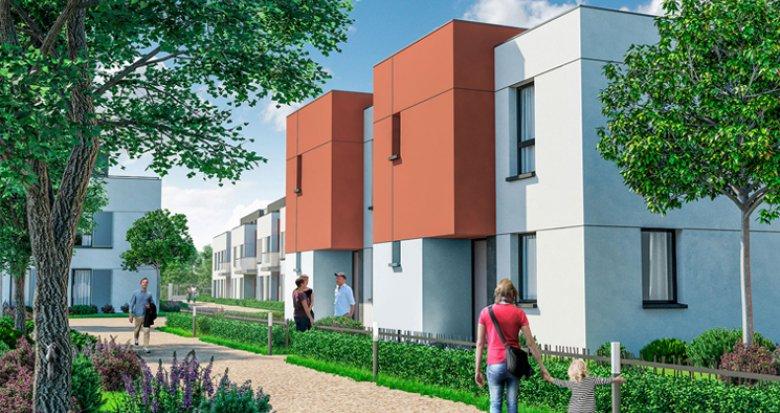 Achat / Vente programme immobilier neuf Herblay quartier des Ambassadeurs (95220) - Réf. 2385