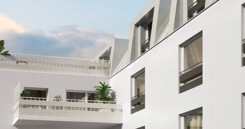 Achat / Vente programme immobilier neuf Houilles à 10 minutes de La Défense (78800) - Réf. 5092