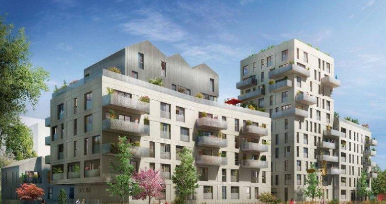 Achat / Vente programme immobilier neuf Ivry-sur-Seine proche centre-ville et RER C (94200) - Réf. 4156