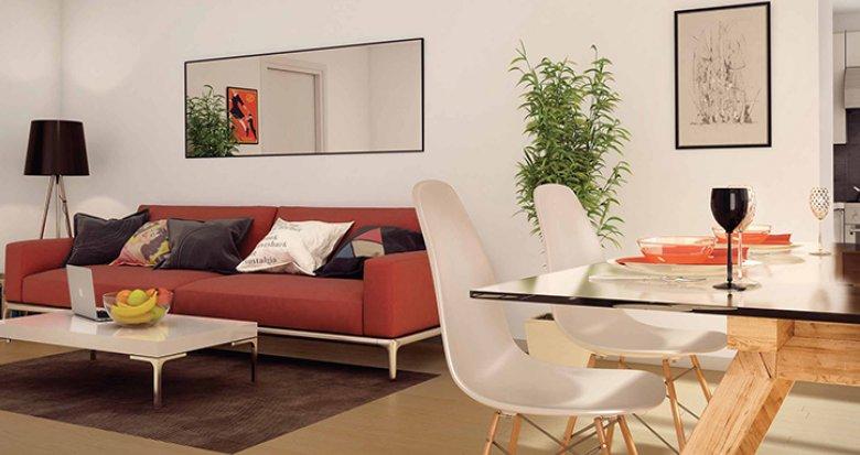 Achat / Vente programme immobilier neuf Joinville-le-Pont à 3 minutes du centre-ville et des bords de Marne (94340) - Réf. 1965