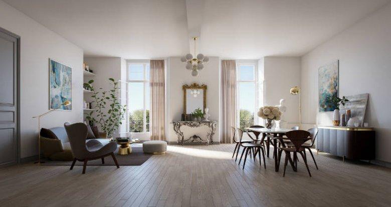 Achat / Vente programme immobilier neuf Jouars-Pontchartrain aux portes de Paris (78760) - Réf. 4628