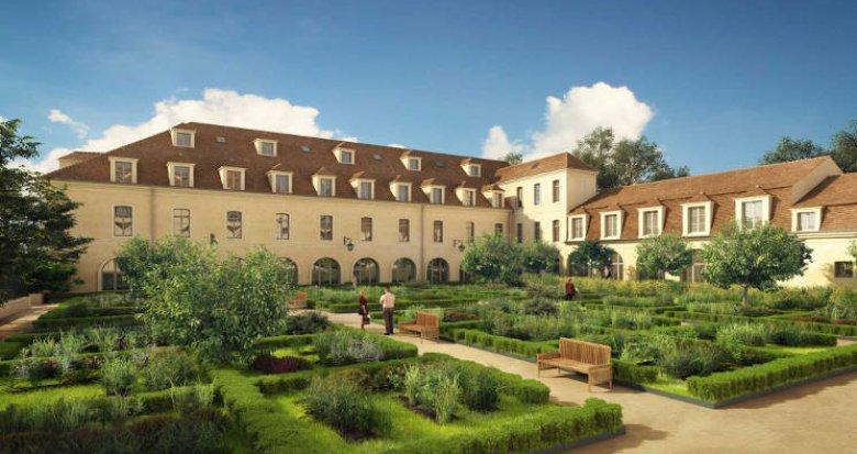 Achat / Vente programme immobilier neuf Juilly monument historique (77230) - Réf. 5863
