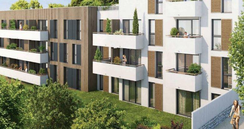 Achat / Vente programme immobilier neuf Juziers proche écoles et commodités (78820) - Réf. 4024
