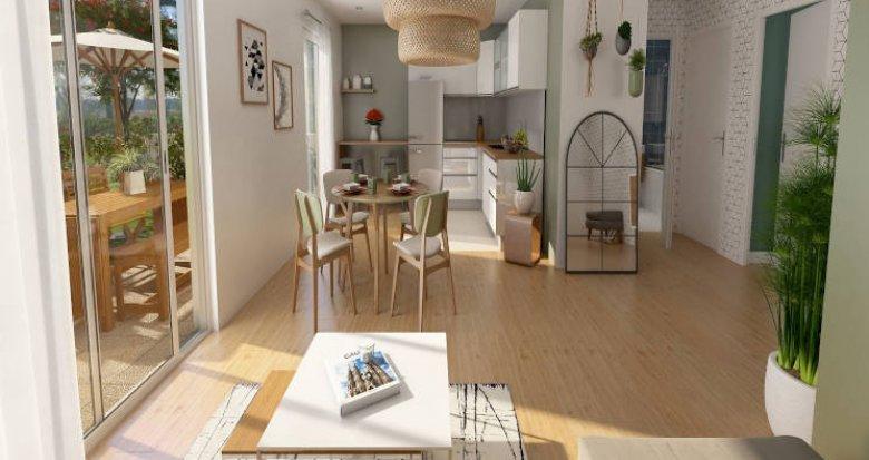 Achat / Vente programme immobilier neuf La Queue-en-Brie à deux pas du centre-ville (94510) - Réf. 4268