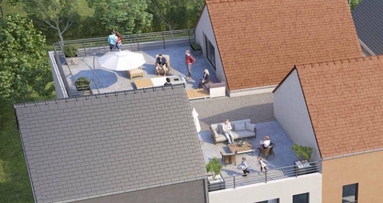 Achat / Vente programme immobilier neuf Lagny-sur-Marne proche centre-ville (77400) - Réf. 4959