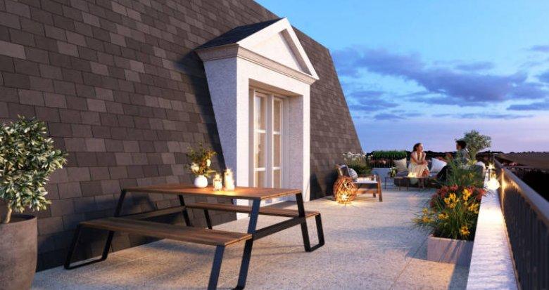 Achat / Vente programme immobilier neuf Le Blanc-Mesnil secteur de la Muette (93150) - Réf. 5911