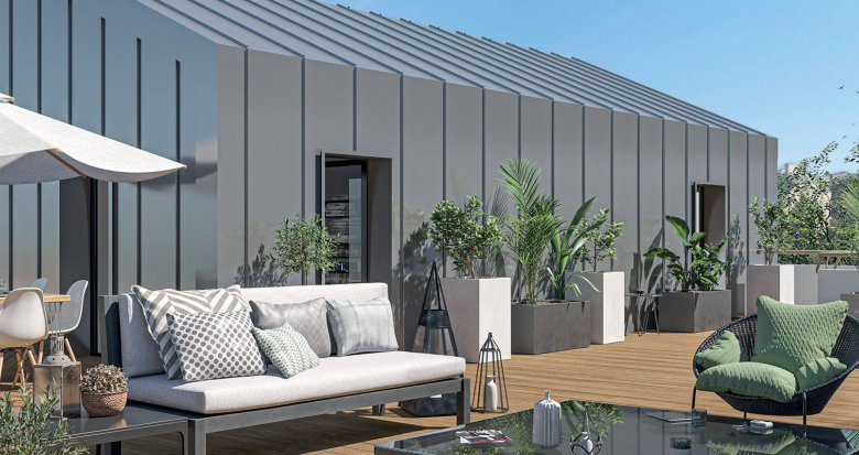 Achat / Vente programme immobilier neuf Le Perreux-sur-Marne proche RER Val de Fontenay (94170) - Réf. 6202