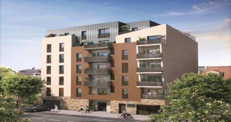 Achat / Vente programme immobilier neuf Le Perreux-sur-Marne proche Val de Fontenay (94170) - Réf. 5876