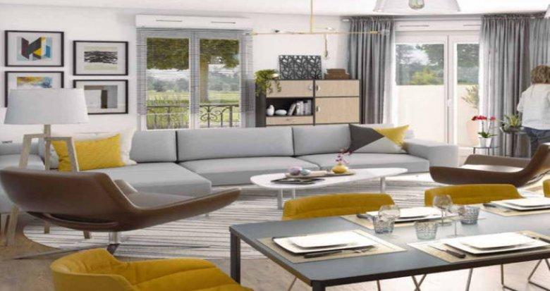 Achat / Vente programme immobilier neuf Le Plessis-Robinson au cœur de Plessis Capitales (92350) - Réf. 5038