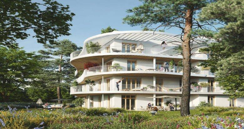 Achat / Vente programme immobilier neuf Le Vesinet à proximité des bords de Seine (78110) - Réf. 5483
