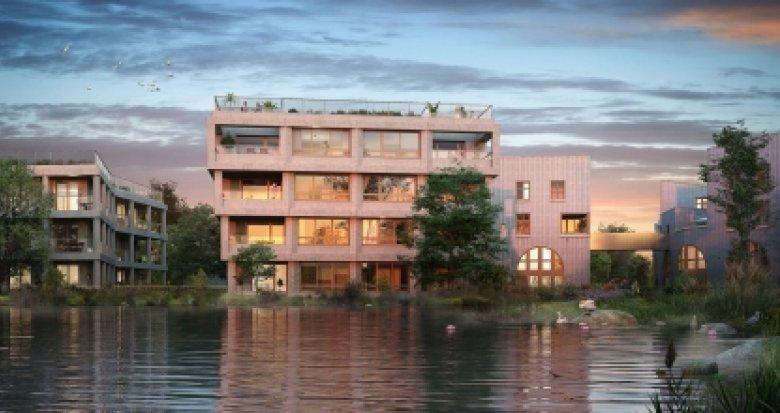 Achat / Vente programme immobilier neuf Le Vésinet éco-quartier Le Parc Princesse (78110) - Réf. 4044
