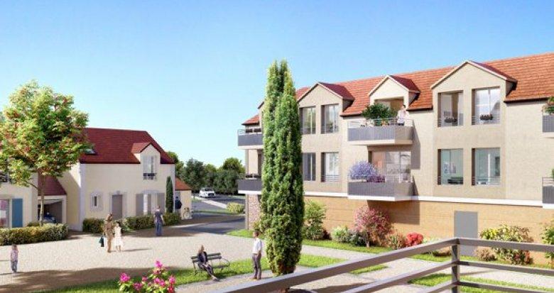 Achat / Vente programme immobilier neuf Les Alluets-le-Roi proche Poissy (78580) - Réf. 1703