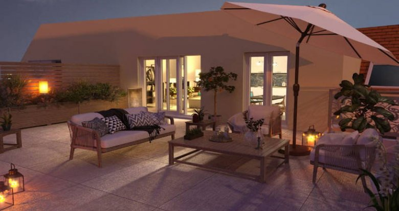 Achat / Vente programme immobilier neuf Linas à proximité du centre-ville (91310) - Réf. 4737