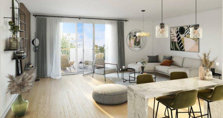 Achat / Vente programme immobilier neuf Livry-sur-Seine à 750 mètres du Transilien R (77000) - Réf. 5973