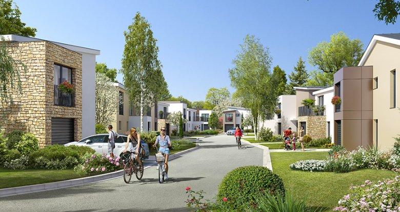 Achat / Vente programme immobilier neuf Louveciennes proche de la mairie (78430) - Réf. 717