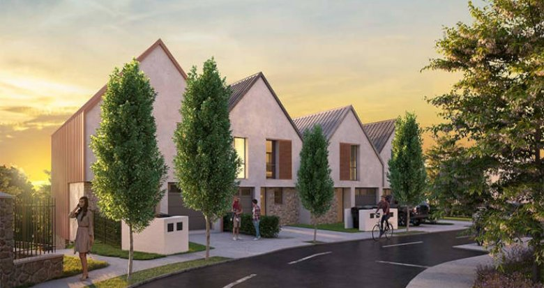 Achat / Vente programme immobilier neuf Magny-le-Hongre proche Val d'Europe (77700) - Réf. 5908