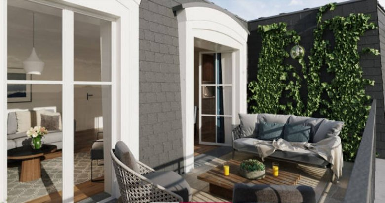 Achat / Vente programme immobilier neuf Maisons-Laffitte proche RER A (78600) - Réf. 4225