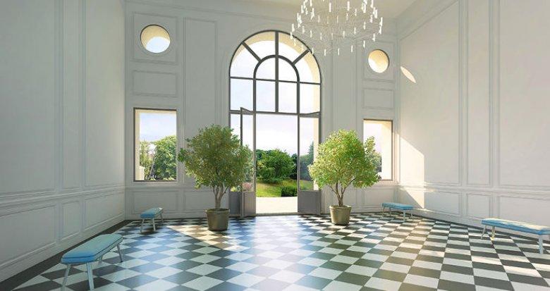 Achat / Vente programme immobilier neuf Maisons-Laffitte quartier de Petit Parc (78600) - Réf. 3710