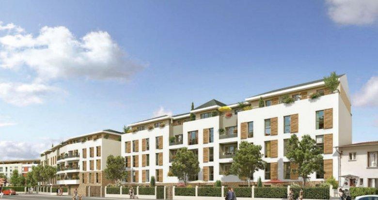 Achat / Vente programme immobilier neuf Mantes-la-Ville proche gare Mantes Station (78200) - Réf. 2540
