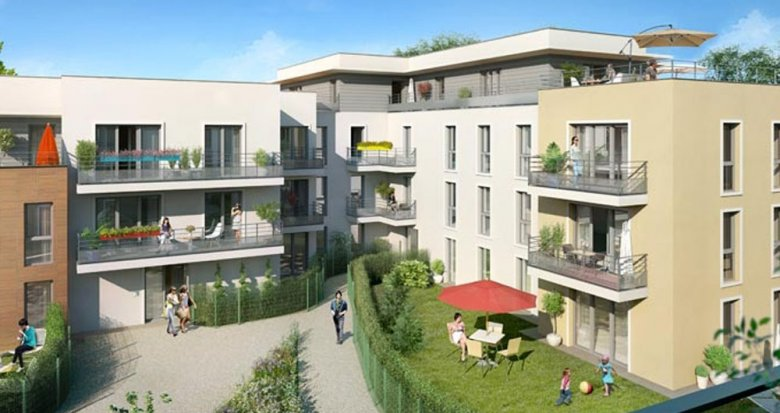 Achat / Vente programme immobilier neuf Mareil-Marly proche forêt de Marly (78750) - Réf. 1814