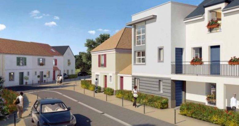 Achat / Vente programme immobilier neuf Marolles-en-Hurepoix (91630) - Réf. 107