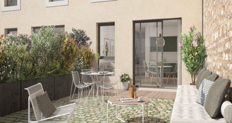 Achat / Vente programme immobilier neuf Massy à 700m du RER B et C (91300) - Réf. 5425