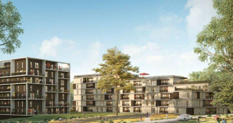 Achat / Vente programme immobilier neuf Massy au pied du bus (91300) - Réf. 5024