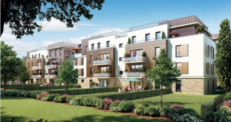 Achat / Vente programme immobilier neuf Maurepas proche quartier Malmedonne (78310) - Réf. 2707