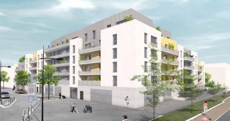 Achat / Vente programme immobilier neuf Meaux à deux pas des commodités (77100) - Réf. 4772