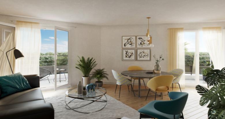 Achat / Vente programme immobilier neuf Meaux proche commodités et centre-ville (77100) - Réf. 5164