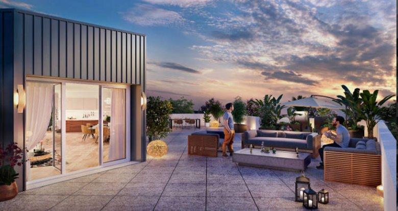 Achat / Vente programme immobilier neuf Meaux proche parc du Pastis (77100) - Réf. 5274