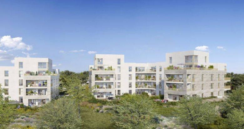 Achat / Vente programme immobilier neuf Meaux vue sur le canal de l'Ourcq (77100) - Réf. 5390