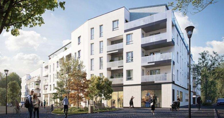 Achat / Vente programme immobilier neuf Melun éco-quartier Woodi (77000) - Réf. 5637