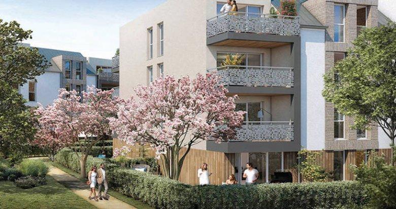 Achat / Vente programme immobilier neuf Melun entre ville et nature au coeur du quartier La Préfecture (77000) - Réf. 5345