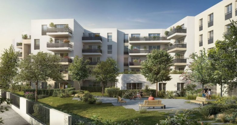 Achat / Vente programme immobilier neuf Melun proche centre-ville (77000) - Réf. 5476