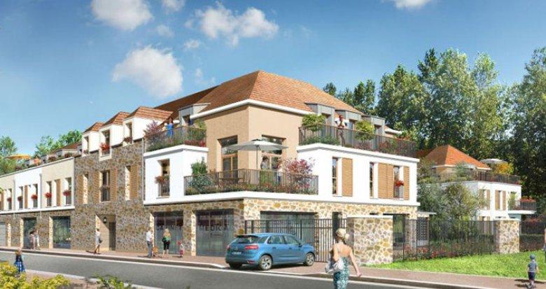 Achat / Vente programme immobilier neuf Mesnil-Saint-Denis proche centre-ville (78320) - Réf. 716