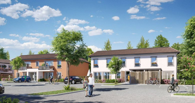 Achat / Vente programme immobilier neuf Messy proche Claye (77410) - Réf. 6110