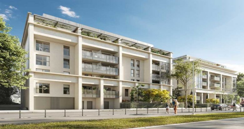 Achat / Vente programme immobilier neuf Meudon proche tramway 6 (92190) - Réf. 5138
