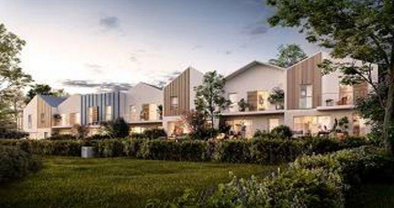 Achat / Vente programme immobilier neuf Montévrain proche du Bois de Chigny (77144) - Réf. 4701