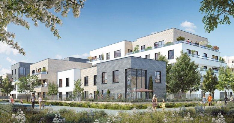 Achat / Vente programme immobilier neuf Montigny Les Cormeilles proche de la gare de Montigny - Beauchamp (95370) - Réf. 1415