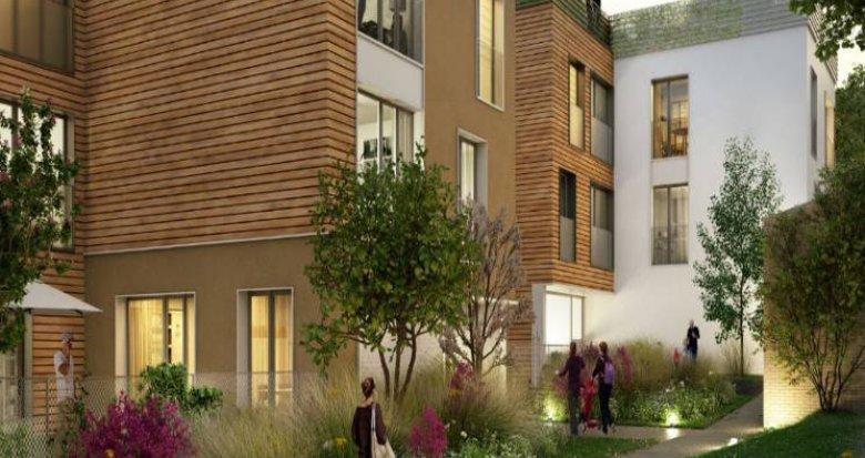 Achat / Vente programme immobilier neuf Montigny-lès-Cormeilles proche gare (95370) - Réf. 2899