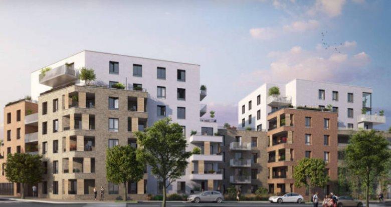 Achat / Vente programme immobilier neuf Montigny-Lès-Cormeilles quartier de la gare (95370) - Réf. 5100