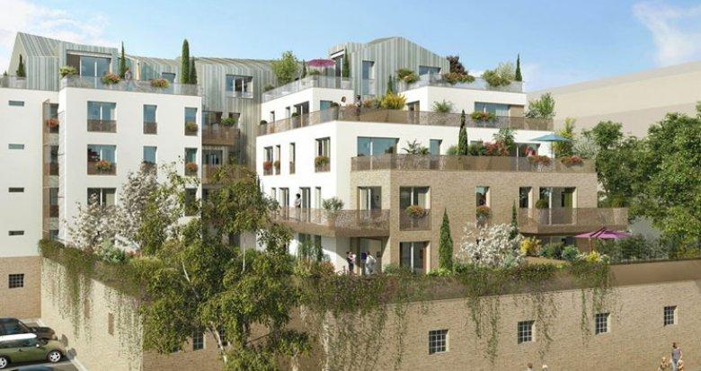 Achat / Vente programme immobilier neuf Montmagny cœur de ville (95360) - Réf. 2384